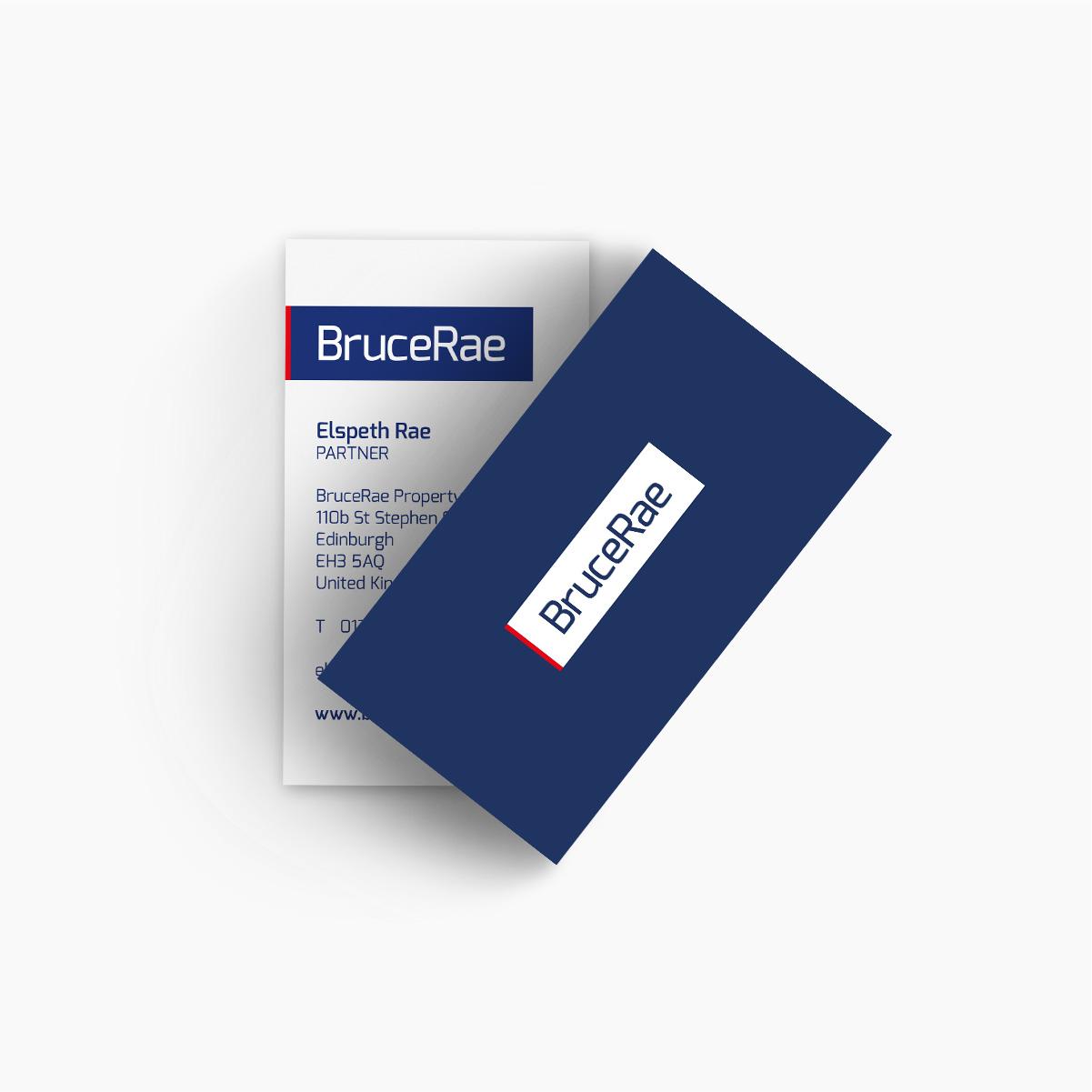 Bruce Rae Business Card Thumbnail